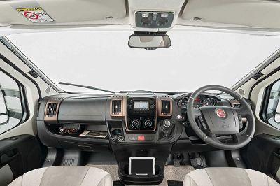 New Swift Kon-Tiki 650 Low auto 2019 motorhome Image