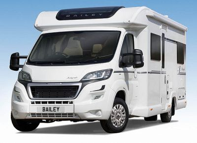 New Bailey Autograph 68-2 2019 motorhome Image