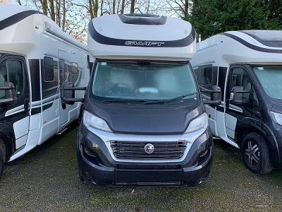 New Swift Kontiki 649 High 2020 motorhome Image