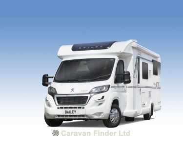 New Bailey Autograph 79-4 2018 motorhome Image