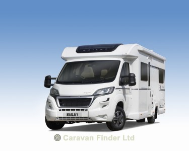 New Bailey Autograph 75-4 2018 motorhome Image