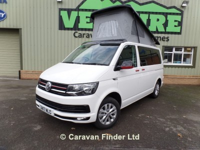 Used Vw Candy White T6 Highline Camper 2017 motorhome Image