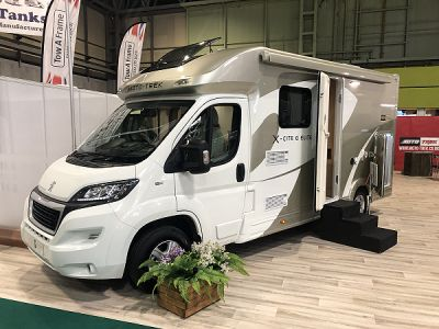 New Mototrek Moto-Trek X-Cite G Elite Current motorhome Image