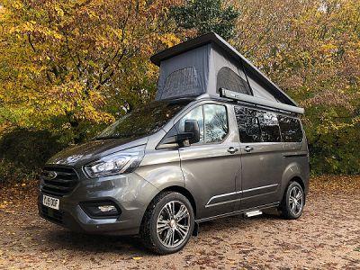 Used Ford Wellhouse Torneo custom care 2019 motorhome Image