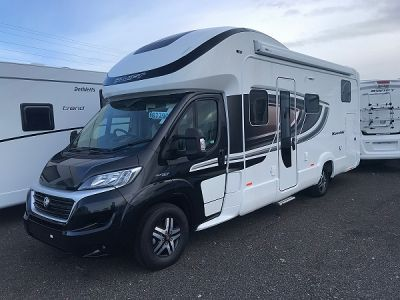 New Swift Kontiki 635 High 2019 motorhome Image