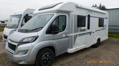 New Bailey Alliance SE 76-4T 2020 motorhome Image
