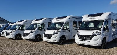 New Etrvsco T6900DB 2019 motorhome Image