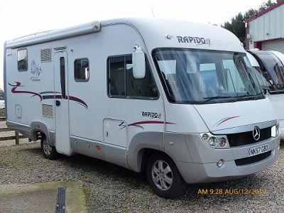 Used Rapido Le Randonneur 987M 2007 motorhome Image