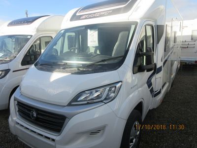 New Swift Escape 684 2018 motorhome Image