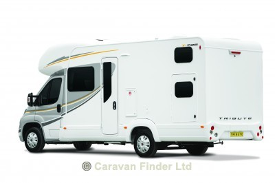 Perfect CI Carioca 625 5 Berth 2008 Motorhome For Sale In West Yorkshire