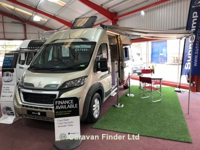 New Autosleeper Fairford 2018 motorhome Image