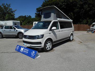 Used Camper King Portofino VW T6 2017 motorhome Image